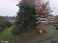 112 melding Ambulance naar Nieuwland in Oosterbeek