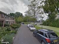 112 melding Ambulance naar Molensingel in Schiedam