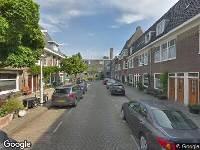 112 melding Brandweer naar Bunsenstraat in Amsterdam