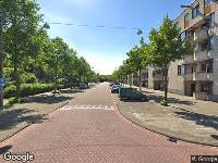 Ambulance naar Berthold Brechtstraat in Amsterdam