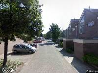 Ambulance naar Spoorland in Koog aan de Zaan