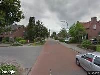 112 melding Politie naar Litserstraat in Den Dungen vanwege ongeval met letsel