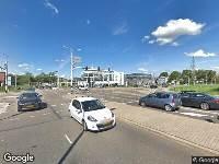Politie naar Nieuwe Gouwe O.Z. in Gouda vanwege ongeval met letsel