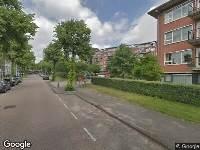 112 melding Ambulance naar Noordhollandstraat in Amsterdam