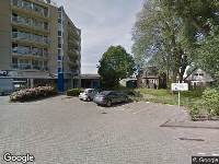 112 melding Ambulance naar Vondelstaete in Alkmaar