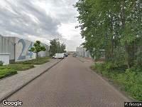 112 melding Ambulance naar Portsmuiden in Amsterdam