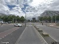 112 melding Brandweer naar Rinus Michelslaan in Amsterdam