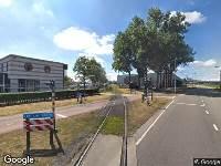 112 melding Ambulance naar Westhavenweg in Amsterdam
