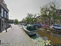 112 melding Ambulance naar Zuidvliet in Maassluis