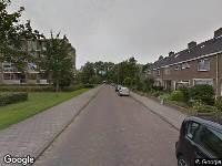 Ambulance naar Simon van Haerlemstraat in Heemskerk