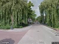 Ambulance naar Dreef in Rotterdam