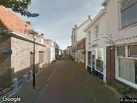 112 melding Ambulance naar Langstraat in Arnemuiden