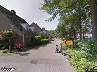 112 melding Ambulance naar Heuneind in Berkel-Enschot