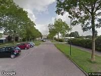 Ambulance naar Jacob Ruijsdaellaan in Schagen