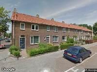 112 melding Ambulance naar Papaverstraat in Nijmegen