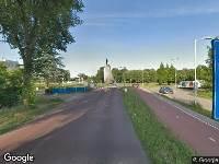 Brandweer naar Sloterweg in Badhoevedorp