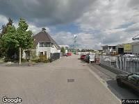 112 melding Ambulance naar Canadabaan in Nistelrode