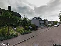 Ambulance naar Bosveld in Wouw