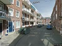 Ambulance naar Pimpernelstraat in Rotterdam