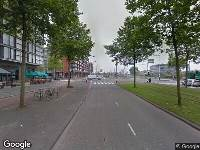 Ambulance naar Laan op Zuid in Rotterdam