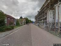 112 melding Besteld ambulance vervoer naar Polderweg in Amsterdam
