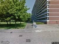 112 melding Besteld ambulance vervoer naar Viervantstraat in Rotterdam