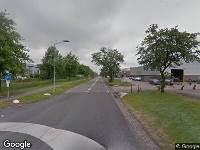 112 melding Ambulance naar Sluisweg in Waalwijk
