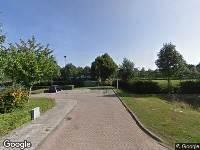 112 melding Ambulance naar Wissel in Etten-Leur