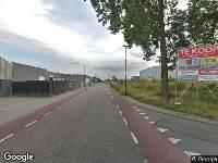 Ambulance naar Sluispolderweg in Zaandam