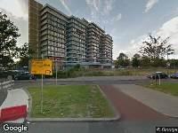 Ambulance naar Verlengde Motorstraat in Rotterdam