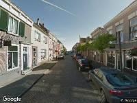 Ambulance naar Voorstraat in Sint-Annaland