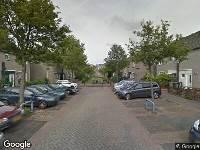 Brandweer naar Jan van Scorelstraat in Zaandam vanwege brand