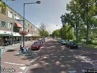 Ambulance naar Krakeelpolderweg in Delft
