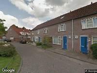 112 melding Ambulance naar De Pesser in Helmond