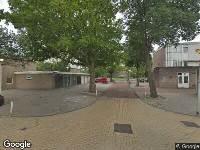 112 melding Ambulance naar Johannes Meewisstraat in Amsterdam