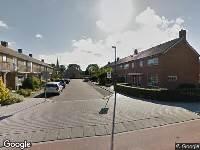 Ambulance naar Beethovenlaan in Schagen