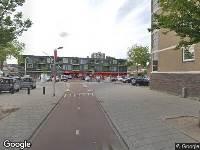 Ambulance naar E. Heimansstraat in Zaandam vanwege verkeersongeval
