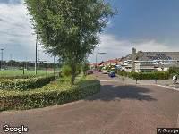 Ambulance naar Irisplein in Noordwijk