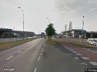 Ambulance naar Rietveldenweg in 's-Hertogenbosch