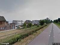 112 melding Ambulance naar Zegwaartseweg in Zoetermeer