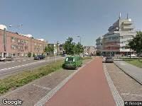 Ambulance naar Emmaplein in 's-Hertogenbosch