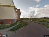 Ambulance naar Groot Hoogwaak in Noordwijk