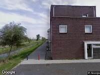 Ambulance naar Randduin in Hoofddorp