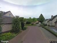 112 melding Ambulance naar De Ploeg in Hapert