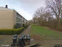 Politie naar Berghuyspad in Delft vanwege ongeval met letsel