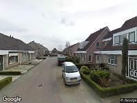 Ambulance naar De Boomgaard in Oud-Alblas