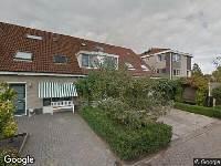 Ambulance naar Toortshof in Heemskerk
