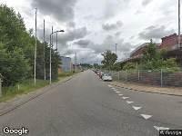 Ambulance naar Symon Spiersweg in Zaandam vanwege verkeersongeval