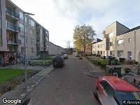 Ambulance naar Van Almondestraat in Dordrecht