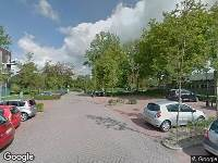 Brandweer naar Regioplein in Schagen vanwege verkeersongeval